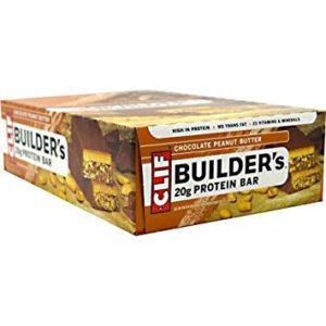 Clif Builder's